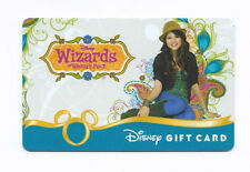 Disney Wizards Of Waverly Place Collectible Gift Card