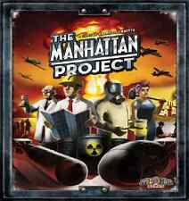 The Manhattan Project, NEW