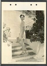 BEAUTIFUL DOROTHY LAMOUR SHOWS HER LEGS - EXC COND 1940 DBLWT KEY BOOK