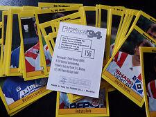 Panini Fußball Bundesliga Buli 94 Saison 93/94 Fußballbilder Sammelbild Sticker