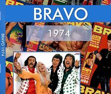 BRAVO 1974 - Alle Ausgaben des Jahres komplett im pdf Format - IM DIGIPACK!!!