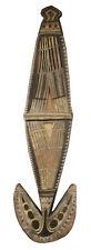 Crochet de suspension, papuan hook, oceanic tribal art, papua new guinea