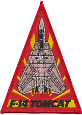 Fighter Squadron 111 VF-111 Tomcat United States Navy USN Embroidered Patch