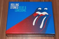 The Rolling Stones - Blue & Lonesome (2016) (Box Set) (571 494-6) (Neu+OVP)