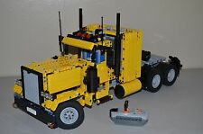 NEW LEGO TECHNIC YELLOW 8285 CUSTOM TRUCK w/ Power Functions 8882/8883/8884/8885