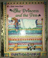 The Princess and the Pea by Margo Lundell (HC, 1994)