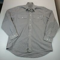 RM Williams Stockyard Long Sleeve Shirt Size M Near New Condition