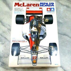 Tamiya 1:20 Scale McLaren MP45B Honda Plastic Model Kit - New Sealed Box