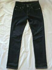LEVIS 511 Skinny Men's 29 X 31* Dark Wash Cotton Blend Stretch Denim Jeans