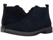 Men's Calvin Klein Jae Dark Navy Suede Chukka SZ 9.5 MSRP 150$