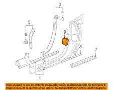 Cadillac GM OEM 04-08 XLR Interior-Striker Cover Right 10316639