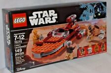 SEALED 75173 LEGO Star Wars Disney LUKE'S LANDSPEEDER Ben Kenobi Skywalker 149pc
