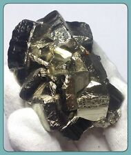 Pyrite Specimen Mined In Hunan China 180g