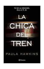 La chica del tren (Spanish Edition) Free Shipping