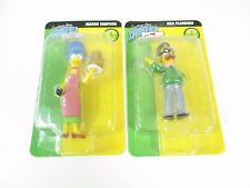 The Simpsons Marge Simpson Figure & Série Ned Flanders 3 de collection NEUF
