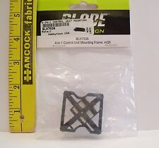 BLADE HOBBY R/C RADIO CONTROL HELICOPTER #7539 4 IN 1 CONTROL UNIT MOUNT PART