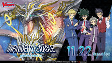 Cardfight!! Vanguard - V Booster Set 07: Infinideity Cradle Booster Box