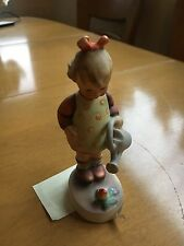 Vintage Hummel Figurine - Little Gardner,Oval Base - Tmk3 -