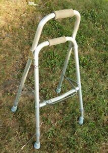 Carex Folding Hemi Walker - one handed walker for seniors - side arm style walk