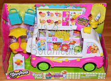 Shopkins Scoops Ice Cream Truck Brand New In a Box SEALED Retired