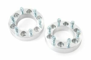 """Rough Country 1.5"""" Wheel Spacers (fits) 1977-1987 Chevy GMC Trucks 1500 
