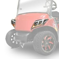 Golf Cart LED Headlight Kit - Fits Yamaha Drive2 (Years 2017-Up)