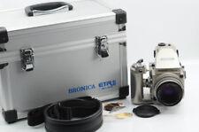 ZENZA BRONICA ETR Si + 75mm F2.8 + AEIII 40th Anniversary Model [Good] 06-T52
