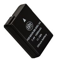 BM Premium EN-EL14a Battery for D3100, D3200, D3300, D3400, D3500, DF DSLR