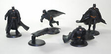 BATMAN DARK KNIGHT DC COMICS COLLECTION FIGURE SET OF 5 CAKE TOPPER