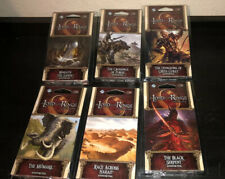 Lord Of The Rings Lcg The Haradrim All 6 Packs Nis
