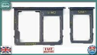 for Samsung Galaxy J6+ J610FN 2018 Micro SD / Dual SIM Card Tray Holder BLUE