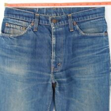 Mens Levis 505 STRAIGHT FIT Straight Blue Jeans W31 L34
