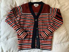 Rare Old Version Thom Browne Wool Irish Cardigan Size 1