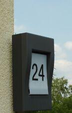 Hausnummer Wandlampe Hausnummernleuchte Außenlampe Wandleuchte Außenleuchte NEU