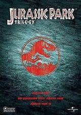 Jurassic Park - Trilogy [3 DVDs] von Steven Spielberg, Jo... | DVD | Zustand gut