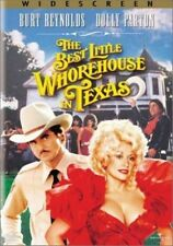 THE BEST LITTLE WHOREHOUSE IN TEXAS -DOLLY PARTON - 2003 WS DVD + BONUS FEATURES