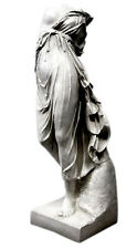 "Dancing Greek Roman Bacchante Statue 25"" Museum Sculpture Replica Reproduction"