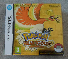 POKEMON: HEARTGOLD Soul Heart Gold Version Nintendo 3 DS, N/Comme neuf COMPLETE BOXED