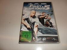 DVD  Fast & Furious 5