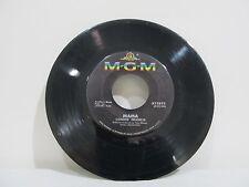 "45 RECORD 7""- CONNIE FRANCIS - MAMA"