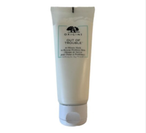 Origins, Out Of Trouble 10 Minutes To Rescue Problem Skin New Without Box