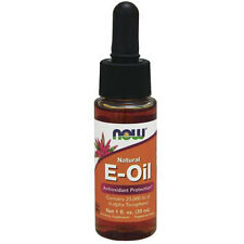 Vitamin E-Oil Vegetarian 1 OZ by Now Foods