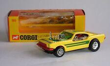 Corgi Toys No. 166, Ford Mustang 'Organ Grinder' Dragster, - Superb Mint.