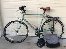 Bianchi Strada bicycle 59cm for sale + accessories
