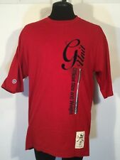 G Unit Vintage Official Size And Weight Mens XL Shirt Short Sleeve Cotton 0195