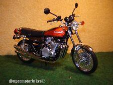 1:12 Kawasaki 750 RS Z2 Rot Braun 1973 / 03016