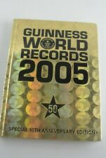 2005 Guinness World Records - Hardcover HC