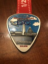 Marathon Medal RocK N Roll Washington DC 13.1 Finishers Medal 3/10/18