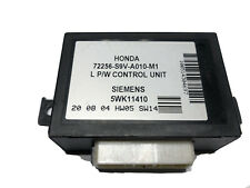 2003-2008 honda pilot 72256-s9v-a010-m1 Control Unit L Power Window oem c79