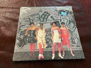 "1985 Krystol ""Talk Of The Town"" Epic BFE-40044 LP *Vinyl LP record (SEALED)"